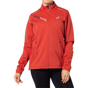 asics Lite-Show Winter Jacket Women, spice latte/graphite grey